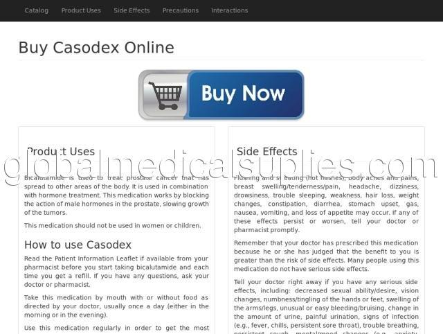 Casodex bicalutamide 50 mg