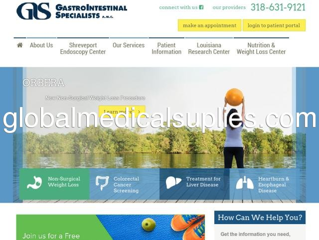 Nutrition & Weight Loss - GastroIntestinal Specialists